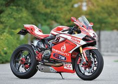 スーパーバイク1199 パニガーレSのカスタム画像