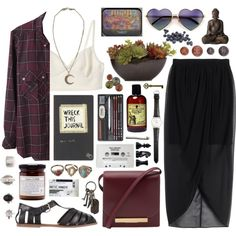Nightcall, created by louisesuxx on Polyvore