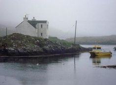 Harbour Cottage, Barra, Western Isles (Sleeps Self Catering Holiday in Scotland. Treat Yourself - Luxury - Travel -UK Scottish Holidays, Scotland Holidays, Luxury Travel, Travel Uk, Outer Hebrides, Scotland Travel, Catering, Westerns, Places To Visit