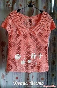 Fabulous Crochet a Little Black Crochet Dress Ideas. Georgeous Crochet a Little Black Crochet Dress Ideas. Bonnet Crochet, Gilet Crochet, Crochet Shirt, Crochet Jacket, Crochet Cardigan, Crochet Stitches, Crochet Patterns, Lace Jacket, Knitting Patterns