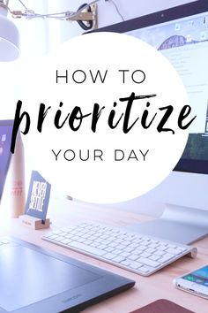 Is you're overwhelmed and busy, these tips are for you. Use this as a guide to prioritize your day and relieve stress.