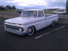 """Best """"Rake/Stance"""" for a Hot Rodded 60-66 C10? - Page 2 - The 1947 - Present Chevrolet & GMC Truck Message Board Network"""