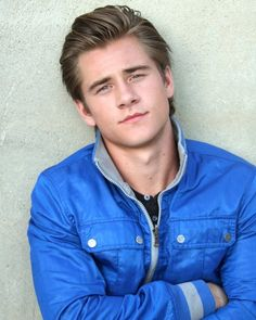 Name: Luke Benward From: Minutemen, Good Luck Charlie, Girl V.S. Monster, Cloud 9 <3