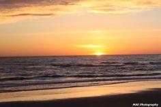 The beautiful sunsets :)