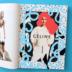 Céline - from @andreearobescu on Ello.