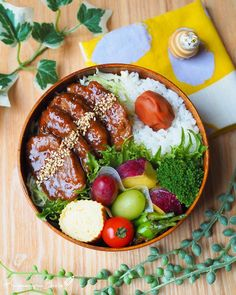 Japanese Dishes, Japanese Food, Japanese Lunch Box, Cute Food, Yummy Food, Bento Recipes, Aesthetic Food, I Foods, Asian Recipes