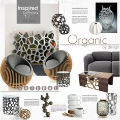 """""""Organic"""" by nyrvelli on Polyvore"""