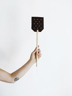 DIY Leather Fly Swatter Tutorial
