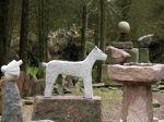 Welcome to Steven R. Snyder Stone Sculpture at Cedar Maze, 5/9-10 & 5/16-17