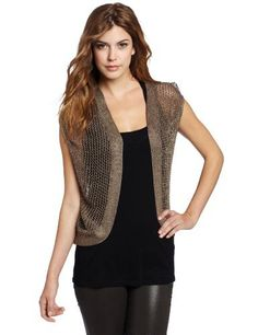 XOXO Juniors Crochet Shrug Cardigan XOXO. $44.00. 100% Spun Rayon. Gold shine thread. Made in China. Hand Wash. Shorter in front and longer in back
