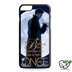 Once Upon A Time Captain Hook iPhone 6 Plus Case | iPhone 6S Plus Case