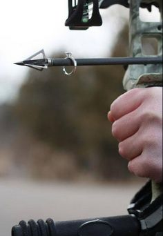 If only I had a compound bow!