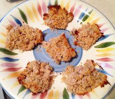 Foodie Friday: Healthy Coconut Protein Bites | @fairyburger @ fairyburger