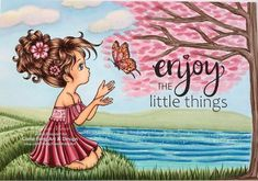 Hand Coloring, Coloring Books, Coloring Pages, Fun Crafts, Paper Crafts, Daisy Girl, How To Make Paper, Girl Face, Digital Stamps