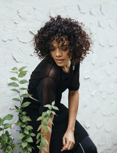 Tessa Thompson photographed by Tawni Bannister for The Hollywood Reporter