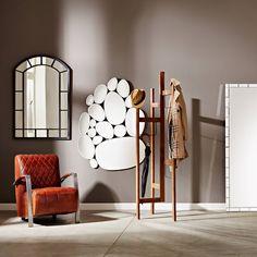 FINESTRA tükör 80x3x120cm Coat Stands, Vintage Fashion, Mirror, House, Fashion Design, Furniture, Home Decor, Style, Mirrors