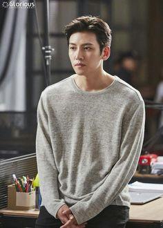 "[Drama] Ro-co King Ji Chang Wook, ""Every moment I was happy"" Ji Chang Wook Smile, Ji Chang Wook Healer, Park Hae Jin, Park Hyung, Song Joong, Joong Ki, Korean Men, Korean Star, Asian Men"