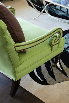 The beauty of customized upholstered furniture pieces