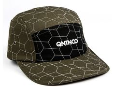 Hive 5-Panel Hat by QUINTIN CO.