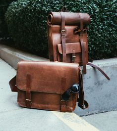 Leather Studio Camera bag , Leather Bags - Johnny Fly Co., Johnny Fly Co. - 15