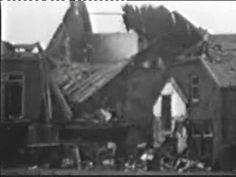 Engels bombardement Philipsfabrieken 1943