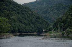 宇治川(京都) Uji-Gawa River, Kyoto, Japan
