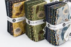 The enchanting Woodlands collection by Jo Morton is coming to independent quilt and fabric shops later this month. What will you make with these beautiful fabrics?