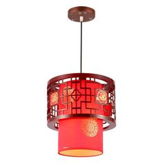Chinese Style Wooden Teahouse Ceiling Pendant Lamp Dining Room Pendant Lights   eBay