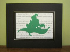 1000 images about aladdin on pinterest magic carpet for Aladdin and jasmine on carpet silhouette