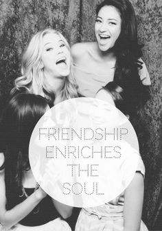 Life is a lot better with #friends  #quote
