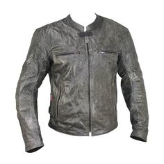 This motorcycle jacket is made of lightweight distressed cowhide leather that looks charred and well worn, with shades of brown and charcoal. Boys Leather Jacket, Leather Men, Leather Jackets, Cowhide Leather, Fashion Forever, Distressed Leather, Jackets Online, Jackets For Women, Bomber Jacket