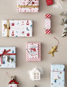 Celebrate a beautiful kikki.K Christmas with these gift wrapping ideas.