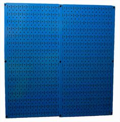 Pegboard Tool Storage Metal Pegboard Organizers for Home Garage Storage by Wall Control Peg Board Hooks, Peg Hooks, Steel Pegboard, Kitchen Pegboard, Tool Board, Tool Storage, Attic Storage, Storage Area, Steel Panels