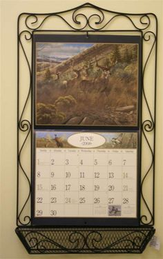 Wall Calendar Frame 2014 lang calendars - | dated products | pinterest | marjolein bastin