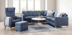 Er det på tide å fornye stua? Finn din nye sofa hos Fagmøbler; velg blant våre…
