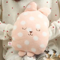 plush toy - warmer for hands