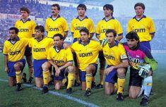 Juventus Football Club formazione 1991-1992.