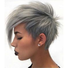 Pixie Crop Easy Short Hairstyles For Women Pictures to pin ...