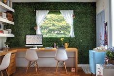 Gazon synthétique decoration. #gazonsynthetique Plus d'information : http://www.gazonsynthetiqueiag.fr