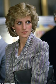 Royal break-up: Diana and Charles married in before welcoming sons Prince William and Harry in 1982 and 1984 respectively. They eventually divorced in Pictured: Diana in 1985 Lady Diana Spencer, Spencer Family, Princess Alexandra, Princess Margaret, Prince And Princess, Princess Of Wales, Lady Dior, Diana Memorial, Brigitte Macron
