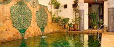 Alkemie: Riad Fes in Fez, Morocco - More Gorgeous Moorish Architecture