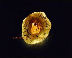 Seer stone of Joseph Smith