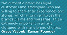 Authentic Arab Brands | A platform to explore & celebrate Arab brands that tell unique stories and dare to be original.