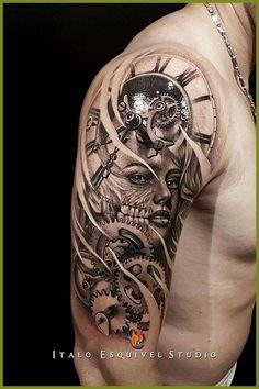 Motive männer schulterblatt tattoo 30 geniale