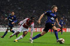 Tom Cleverley v Ajax (Feb 16th)