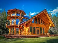 pioneer log homes - Hledat Googlem