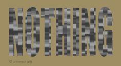 MARIO STRACK- Nothing 2 limitiert Grafik Original signiert Bilder Druck xx Kunst