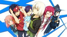 The Devil is a Part-Timer aka {Hataraku Maou-Sama} ~~ Our heroes and devils Blue Exorcist, Housewarming Party, Top 10 Comedy Anime, Inuyasha, All Anime, Me Me Me Anime, Anime Art, Anime Stuff, Top 10 Comedies