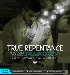"""In many cases, sincere repentance from a sin, abstinence from the sin and the performance of good deeds are sufficient for absolution. """"And he who repents and does righteousness does indeed turn to Allah with [accepted] repentance."""" Surah Luqmaan (25):71."""