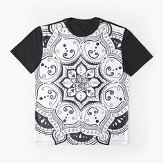 M A N D A L A // M A D N E S S  New site! New tees! Check 'em out at redbubble.com/people/luseaturtle/shop  Loads of other products to choose from on there too!! #mandala #design #art #tshirt #tee #print #fabric #redbubble #artist #handdrawn #buyonline #newproducts #smallbusiness #luseaturtledesigns #newproject #style #clothing #menstees #womenstees #fashion #fashiondiaries #tshirtprinting #yoga #instafashion